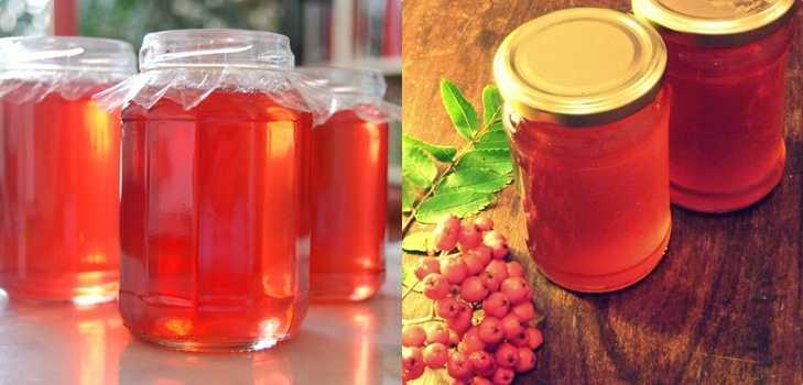 Варенье из черноплодной рябины с вишневым листом: рецепты на зиму