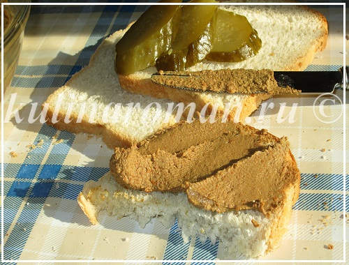 Гусиный паштет: рецепты и советы по приготовлению