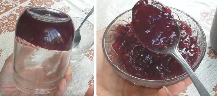 Готовим на зиму малиновый конфитюр— пошаговое приготовление с фото