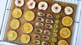 Сушка пищевых продуктов