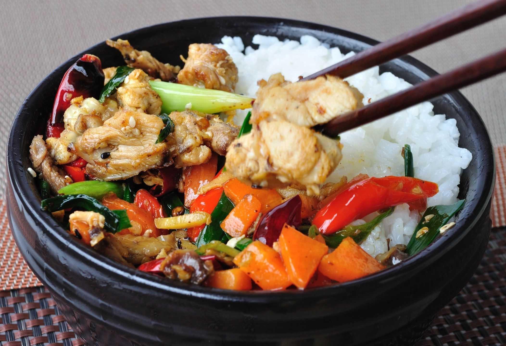 Китайский салат - 829 рецептов: салаты | foodini