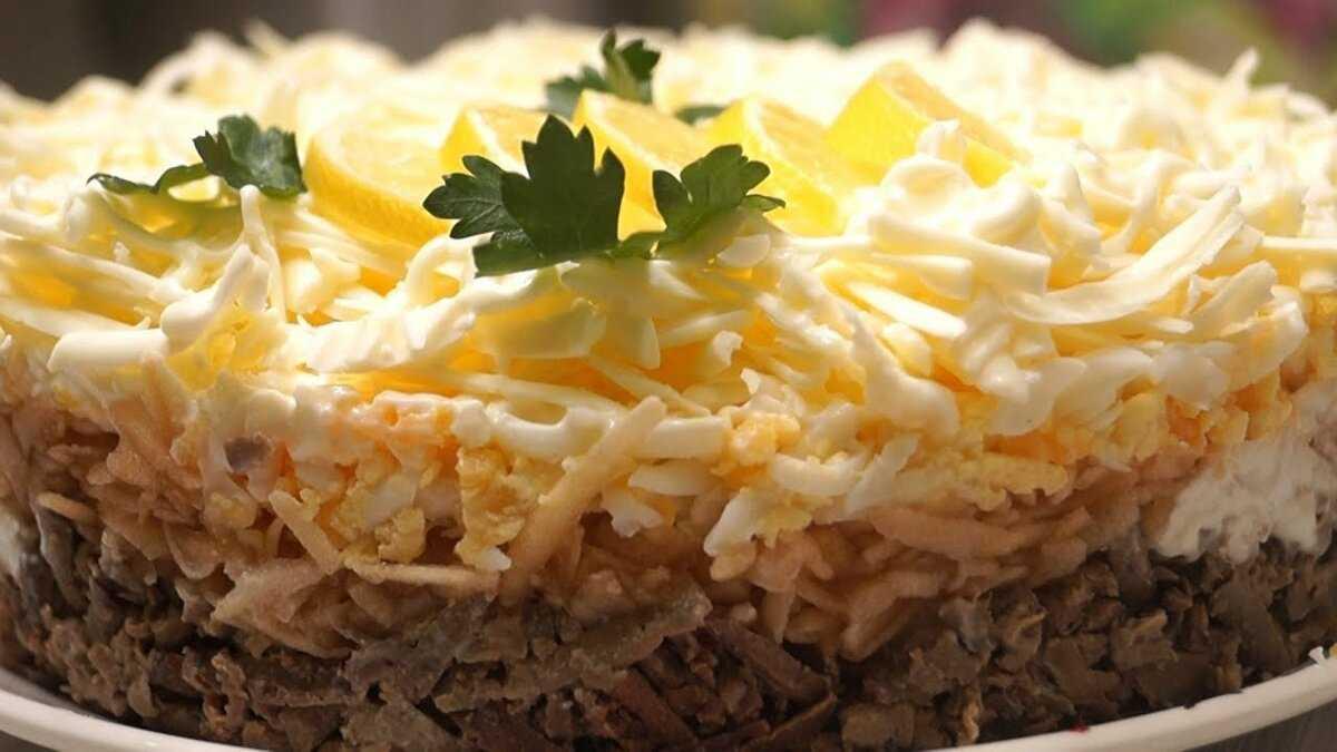 Салат с куриной печенью: рецепты с фото пошагово