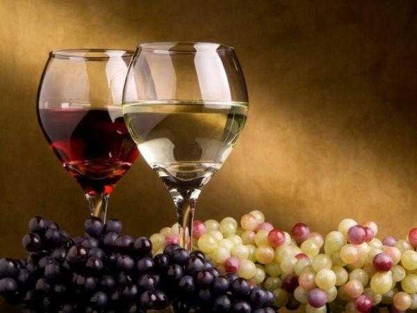 Вино из чёрной смородины своими руками