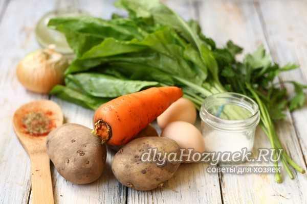 Зеленый борщ с щавелем и яйцом: 9 классических рецептов приготовления