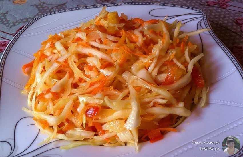 Маринованная капуста с уксусом: самые быстрые рецепты