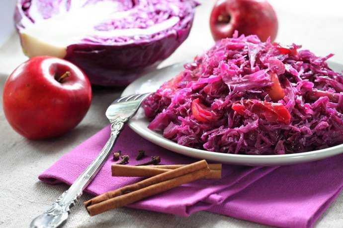 Маринованная краснокочанная капуста рецепты приготовления