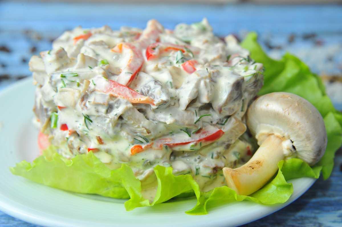 Салат охотничий на зиму: рецепт с фото пошагово