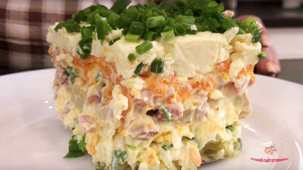 Рецепты салатов с грибами и ветчиной с фото и видео: инструкция как пошагово приготовить вкусный и простой салатик