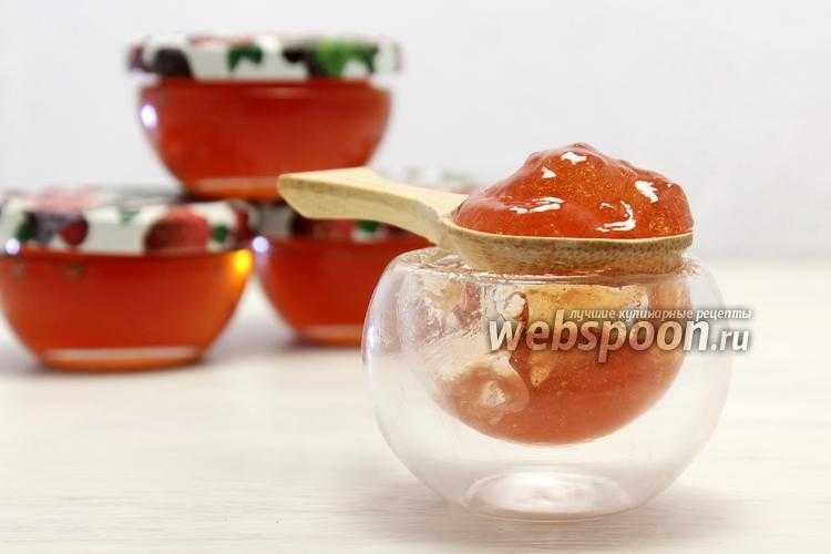 Желе из яблок — пошаговый рецепт с фото