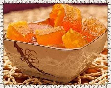 Домашние цукаты - рецепты заготовок