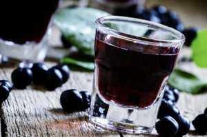 Рецепты наливок из черноплодной рябины