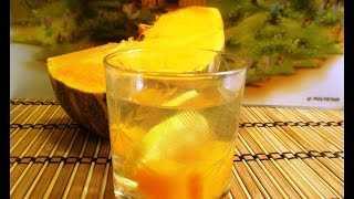 Компот из тыквы: несколько быстрых и вкусных рецептов из разных видов овоща и сопутствующих ингредиентов