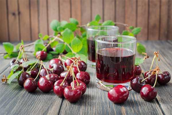 Как правильно заготовить на зиму сок из вишни