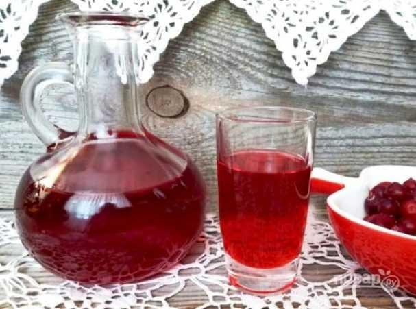 Рецепт самогона на клюкве