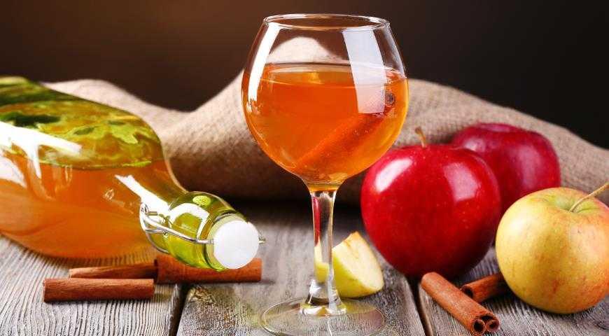 Вино из яблок в домашних условиях – 5 простых рецептов яблочного вина