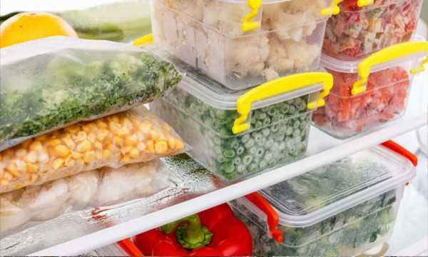 Какие овощи можно замораживать на зиму в домашних условиях: советы, отзывы + видео