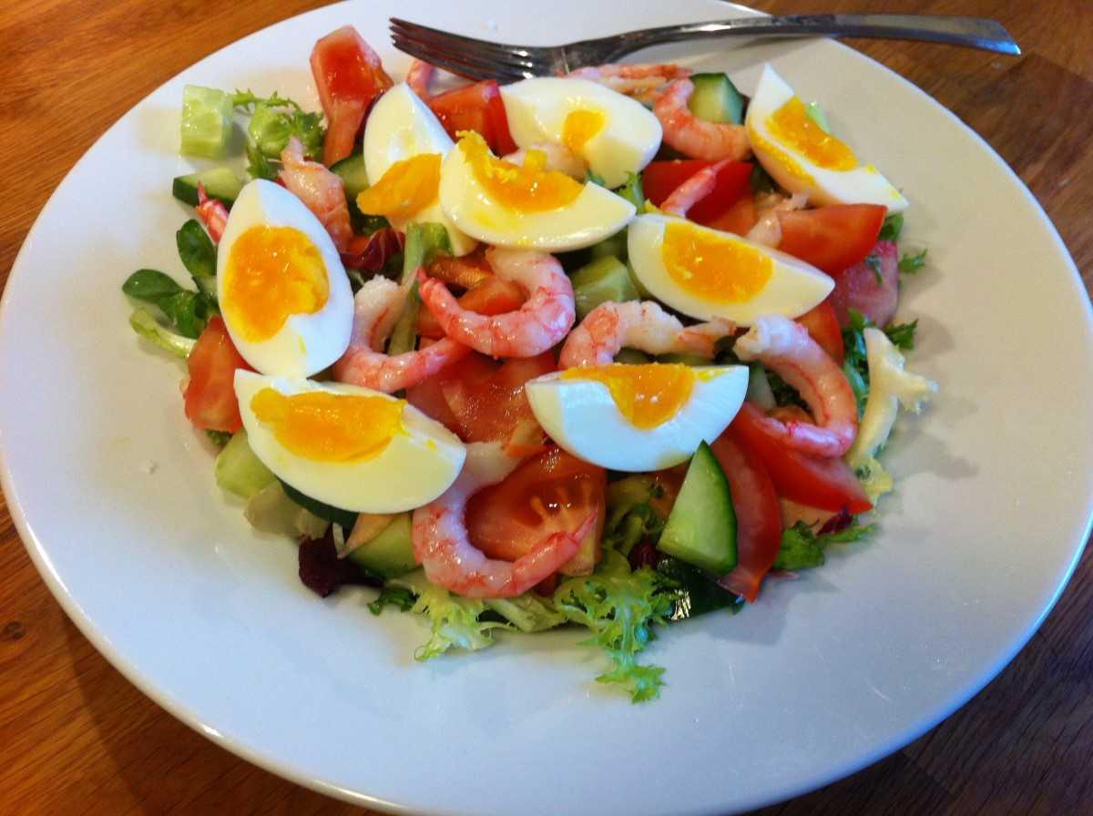 Простые салаты: ингредиенты, рецепты, советы по приготовлению