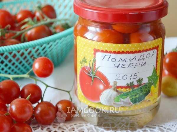 Малосольные помидоры черри — рецепты быстрого приготовления с чесноком