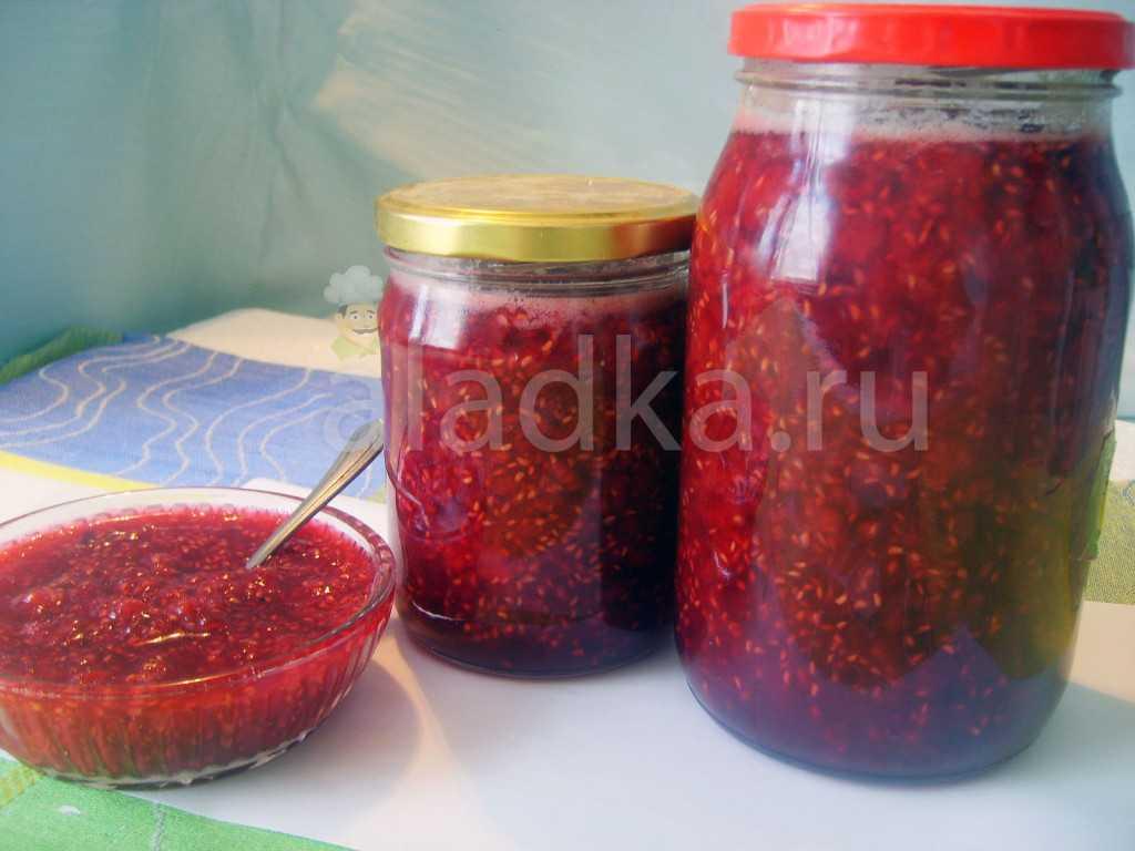 Варенье из земляники и малины: 2 вкусных рецепта приготовления на зиму