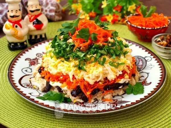 Этот салатик приятно кушать и в будни, и в праздники На странице есть похожие рецепты, комментарии пользователей, рекомендации, подсказки, пошаговые фотографии этапов, кулинарные советы