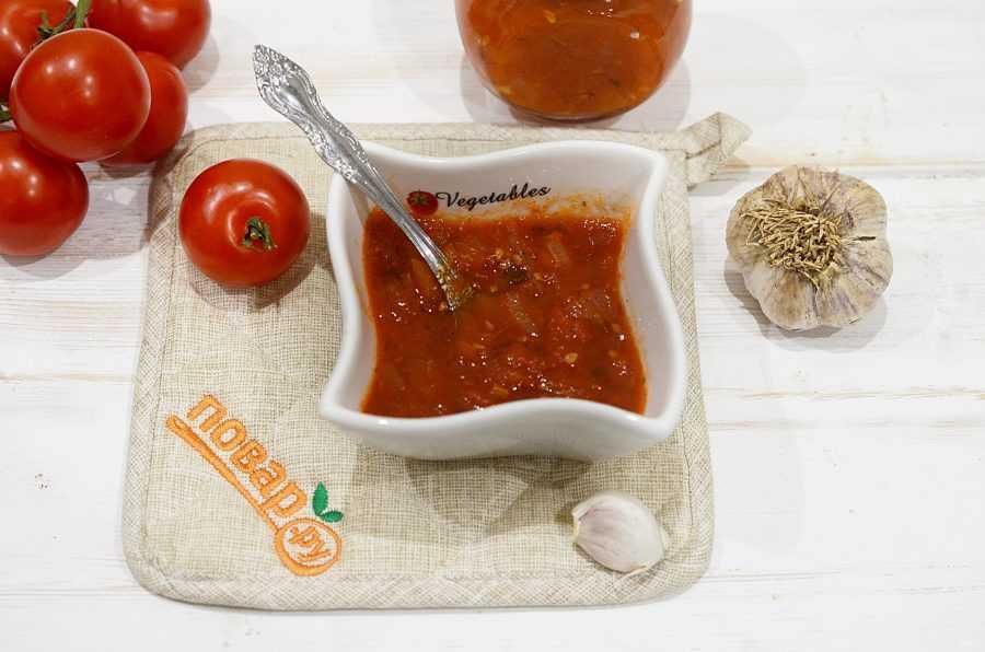 Соус из персиков, груш, и яблок с луком, помидорами, сладким перцем, сельдереем и кориандром «чатни фруктово-овощной». необычные рецепты заготовок