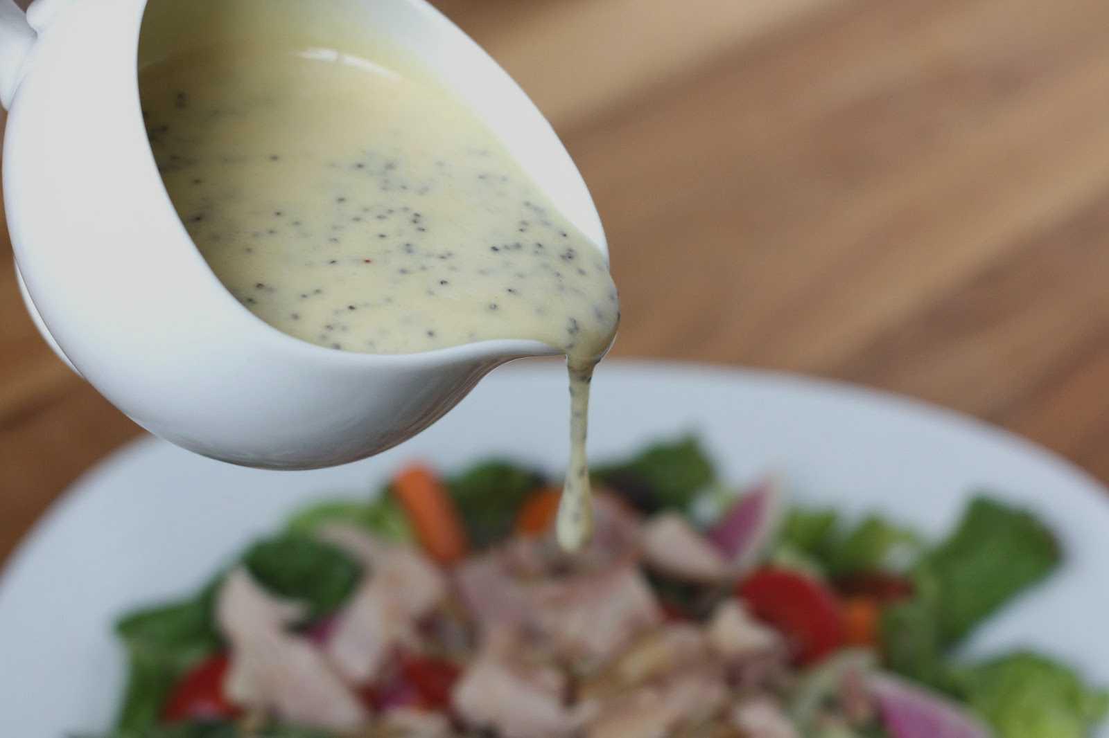 Пп заправки для салатов
