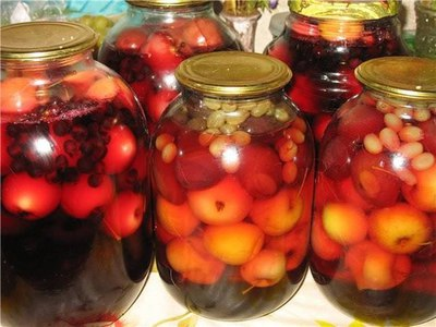 Как варить компот - лучшие рецепты из свежих, замороженных или сушеных ягод и фруктов