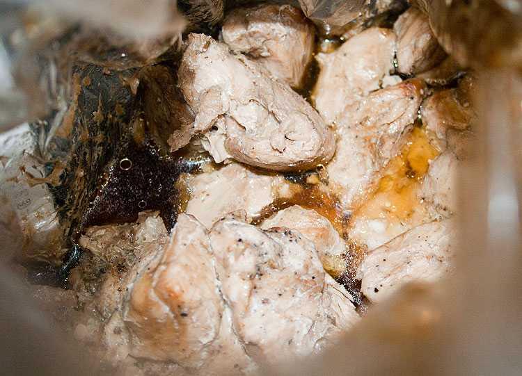 Паштет из печени индейки - 7 пошаговых фото в рецепте