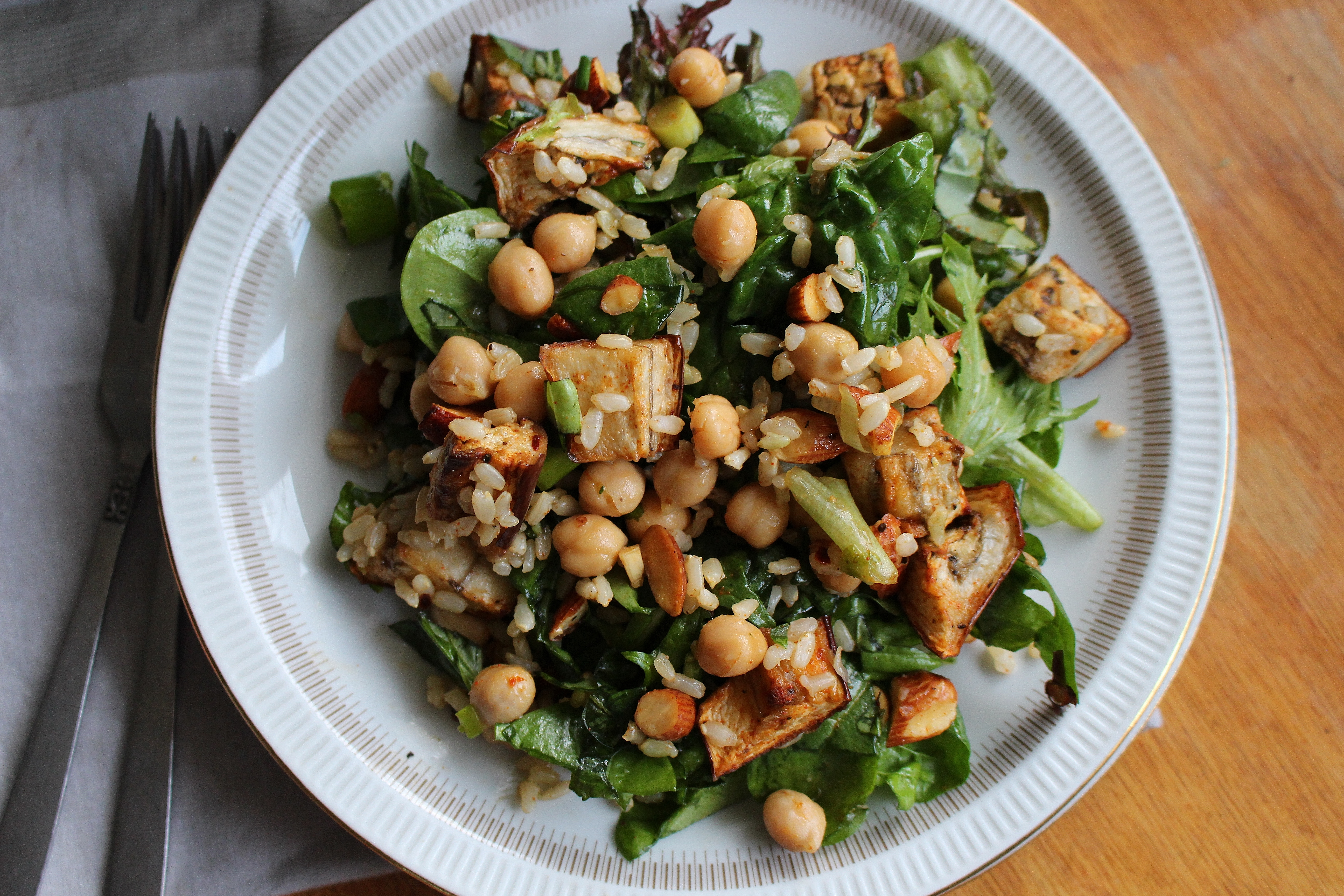 Салаты с нутом: пошаговые рецепты приготовления вкусных салатов. рецепты вкусных салатов с нутом пошагово с фото