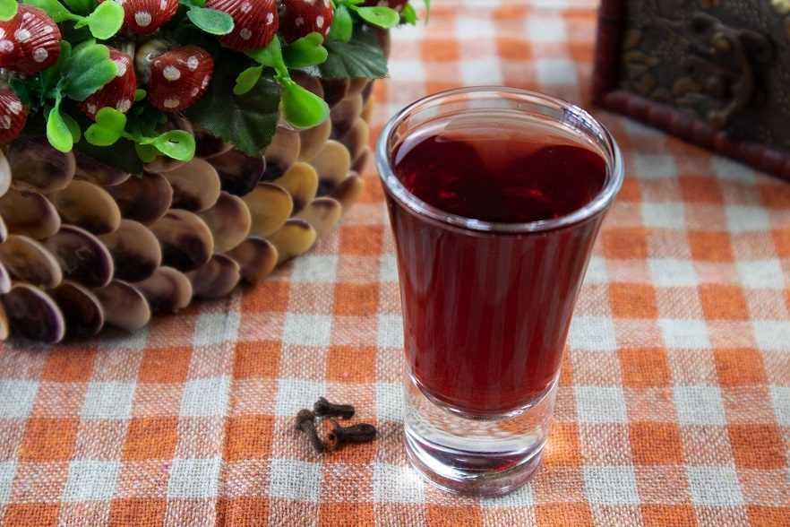 Настойка из замороженной черноплодки. простые рецепты наливки из черноплодной рябины в домашних условиях