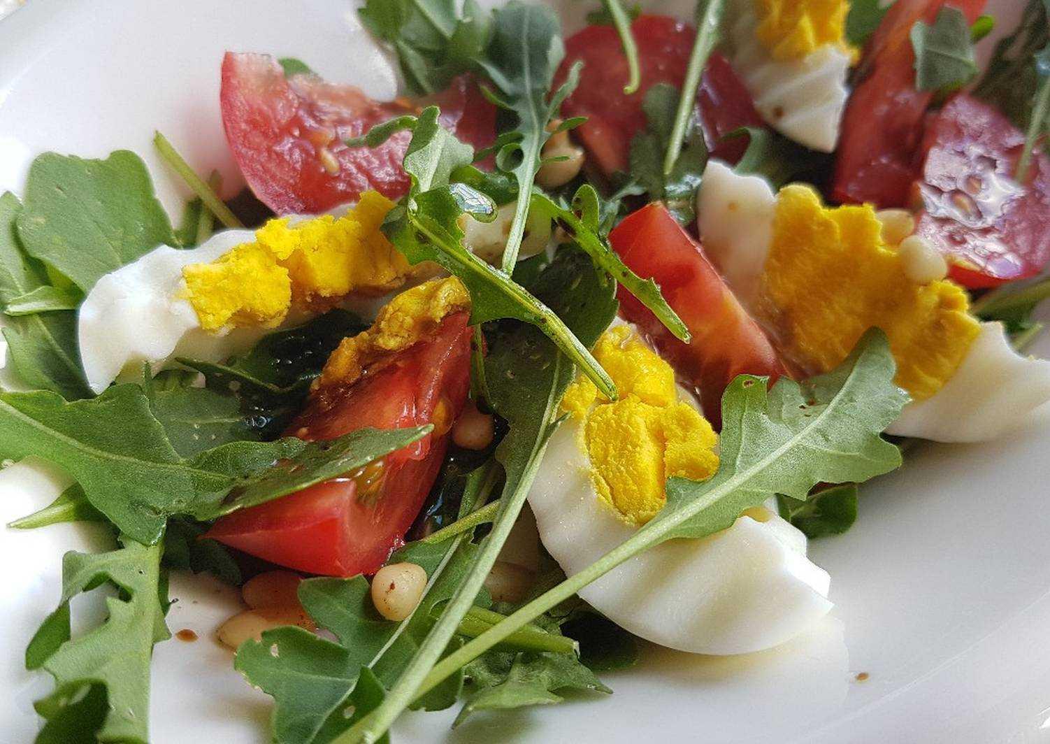 Летние салаты – 30+ рецептов с фото