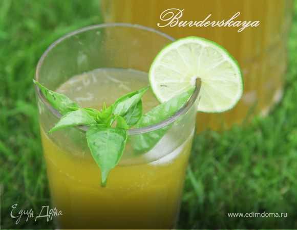 Компот лимонный — пошаговый рецепт с фото