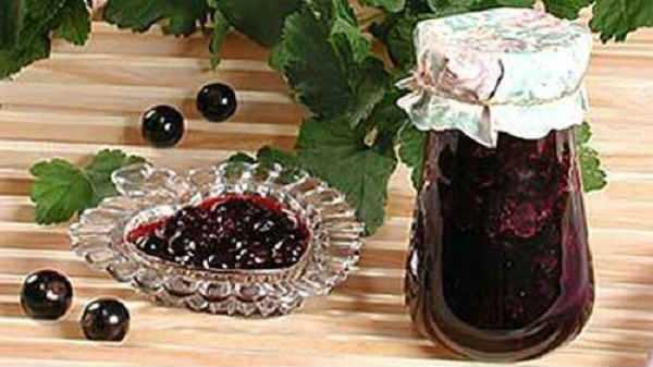Варенье из красной и черной смородины вместе, рецепты джема-ассорти
