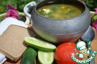 Суп крестьянский – рецепт как в садике, особенности приготовления