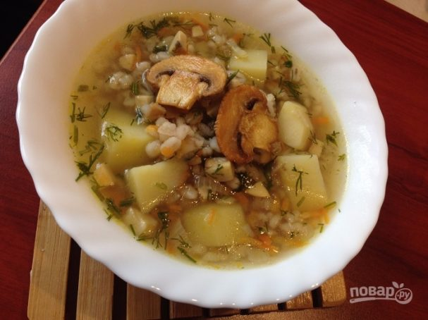 Вкуснейшие блюда из сушеных белых грибов