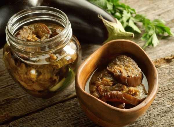 Баклажаны по-грузински на зиму — 5 самых вкусных рецептов быстрого приготовления