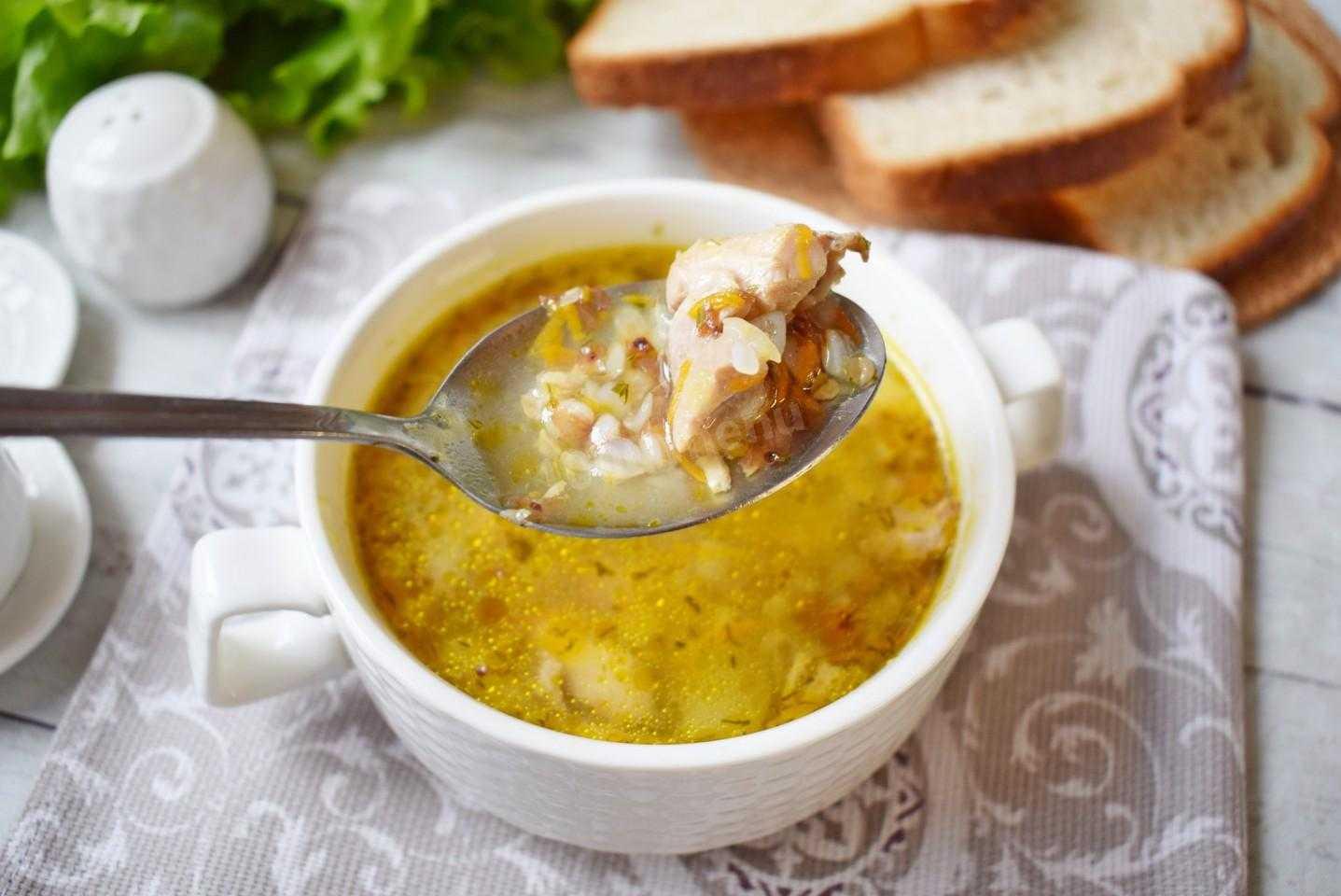 Супы из курицы: 30 лучших рецептов простых и вкусных блюд