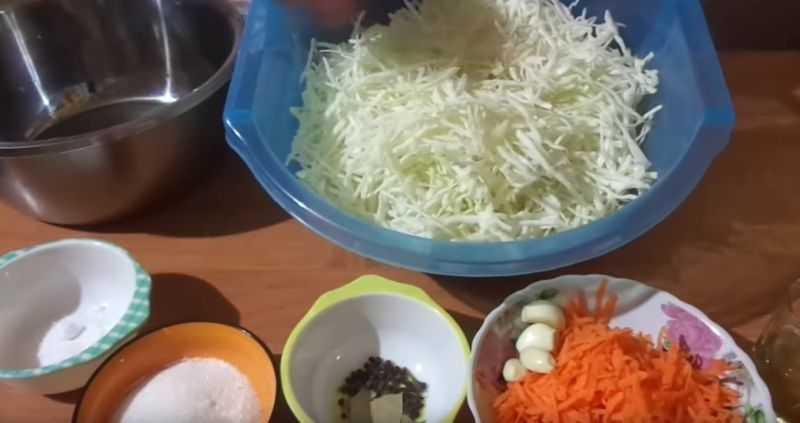 Маринованная капуста быстрого приготовления — рецепты в домашних условиях