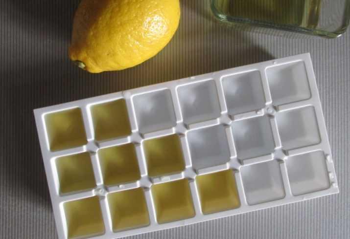 Можно ли заморозить лимоны в морозилке