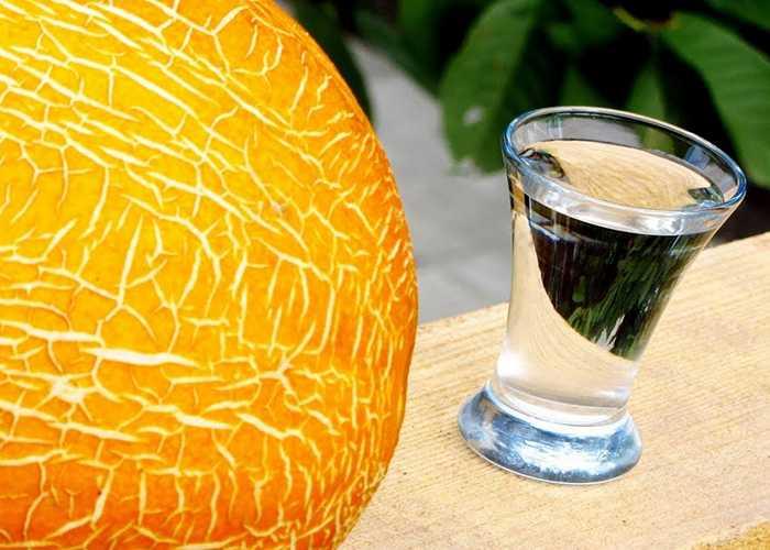 Обзор спиртных напитков из дыни (самогон, наливки, настойки)