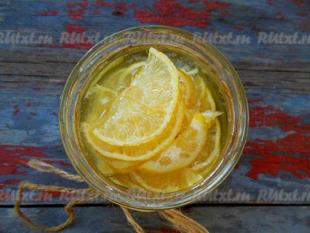 Лимон с сахаром: рецепт в банке, на мясорубке, польза и вред,