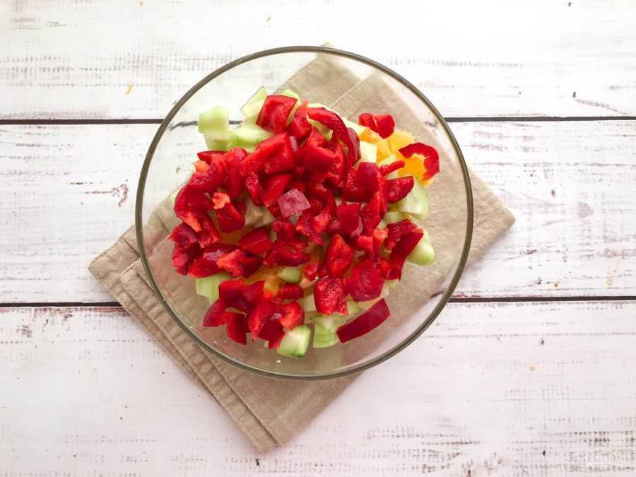 Салат с уткой и апельсинами рецепт с фото пошагово и видео – 1000.menu