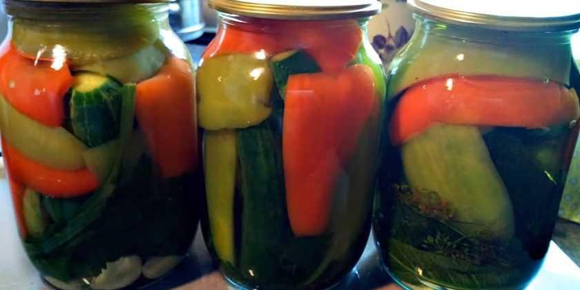 Молоденькие кабачки вкуснее огурчиков: простые проверенные рецепты к зимнему столу