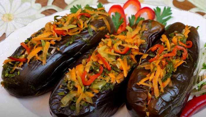 Маринованные баклажаны быстрого приготовления: 5 шикарных рецептов