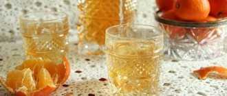 Рецепты и технология приготовления самогона на мандариновых корках
