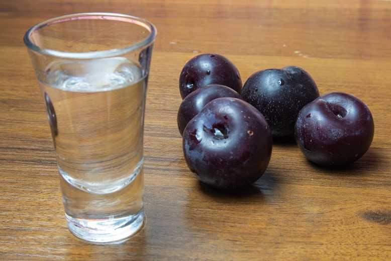 Простые рецепты приготовления сливянки