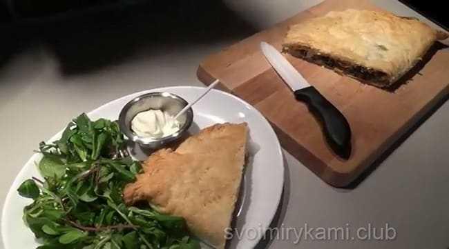 Пироги с картошкой и грибами: фото, видео, рецепты, как приготовить вкусную выпечку