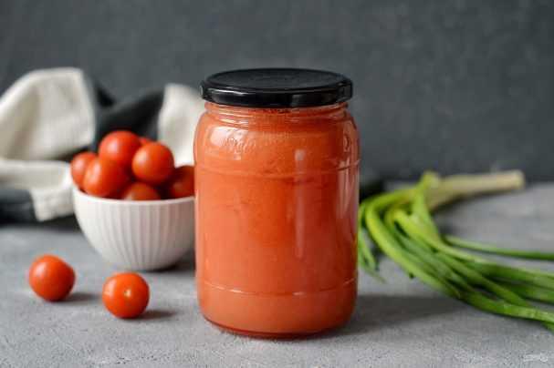 Из чего и как сделать томатный сок в домашних условиях на зиму