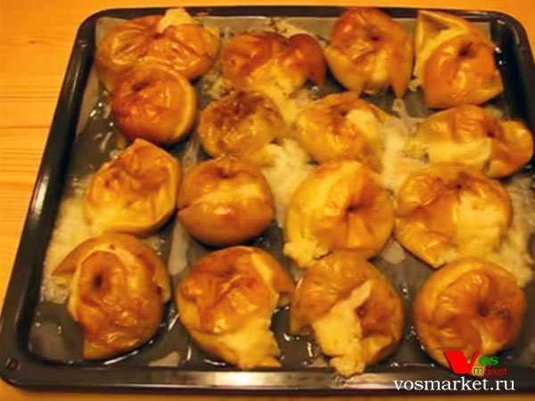 Пастила из яблок в домашних условиях – простые рецепты