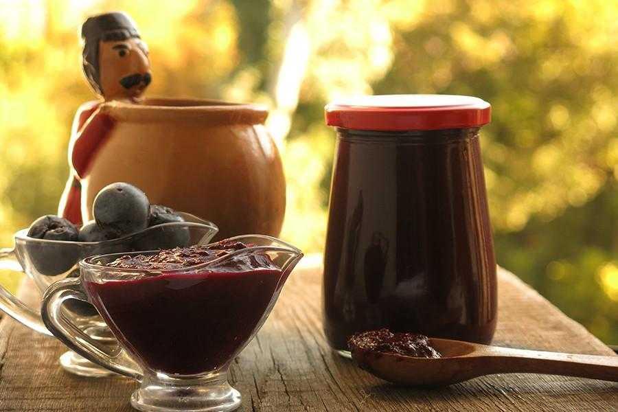 Готовим соус ткемали по классическим рецептам в домашних условиях